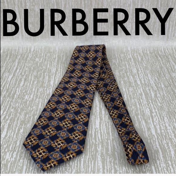 87bafc5ec23d Burberry Accessories | S Mens Tie Authentic | Poshmark